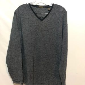 BACH RACH 100% COTTON PULL OVER L.  BY